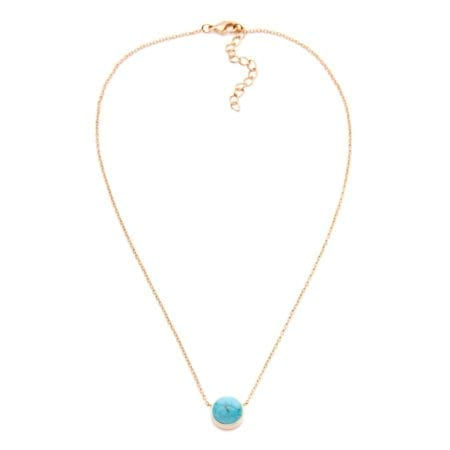 Fine Marble Necklace